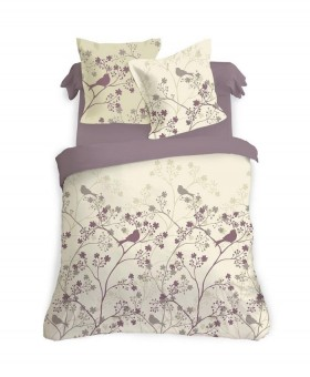 Bed And Rest Flora Bird Bed Sheets